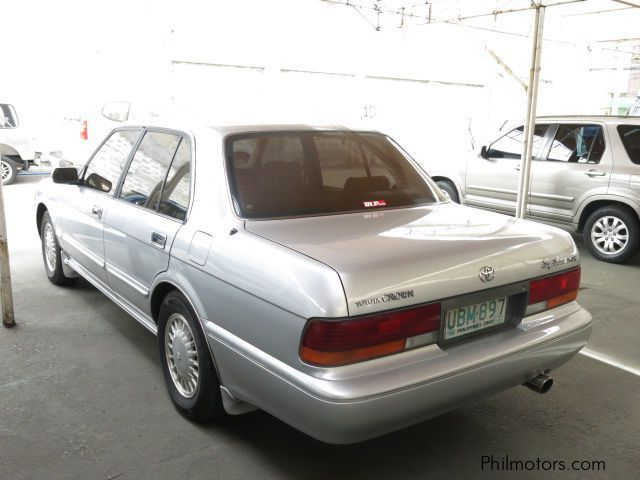 Used toyota crown 1995 crown for sale las pinas city for Crown motors used cars