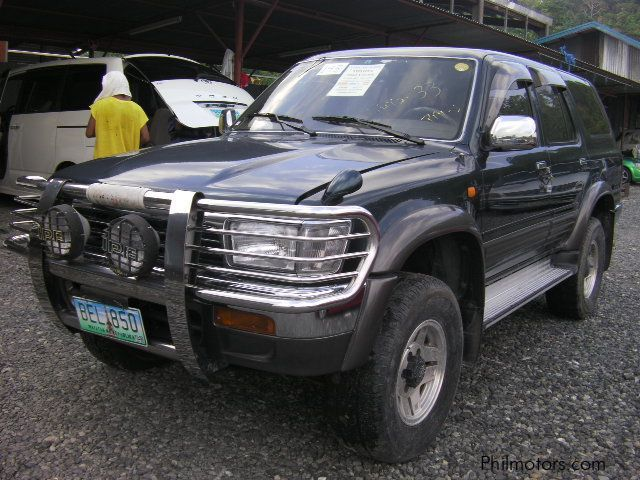 Used Toyota Hilux Surf 1995 Hilux Surf For Sale Subic