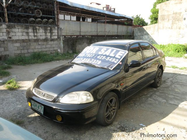 used honda civic 1996 civic for sale paranaque city. Black Bedroom Furniture Sets. Home Design Ideas