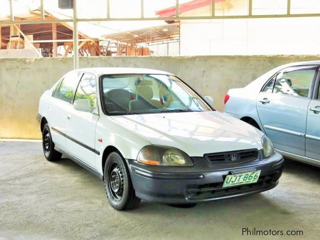 used honda civic 1996 civic for sale pampanga honda. Black Bedroom Furniture Sets. Home Design Ideas