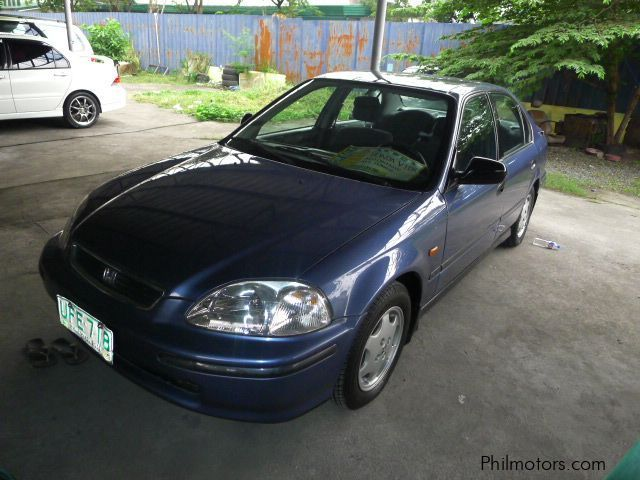 used honda civic vtec 1996 civic vtec for sale pasay. Black Bedroom Furniture Sets. Home Design Ideas