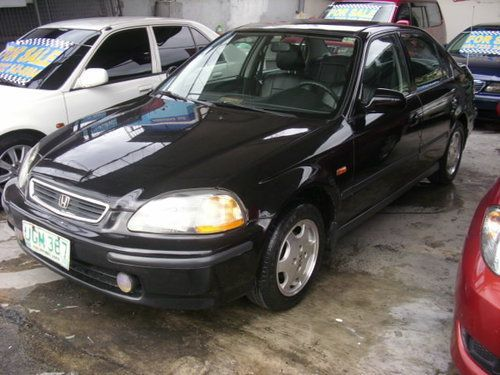 used honda civic vti 1996 civic vti for sale quezon. Black Bedroom Furniture Sets. Home Design Ideas