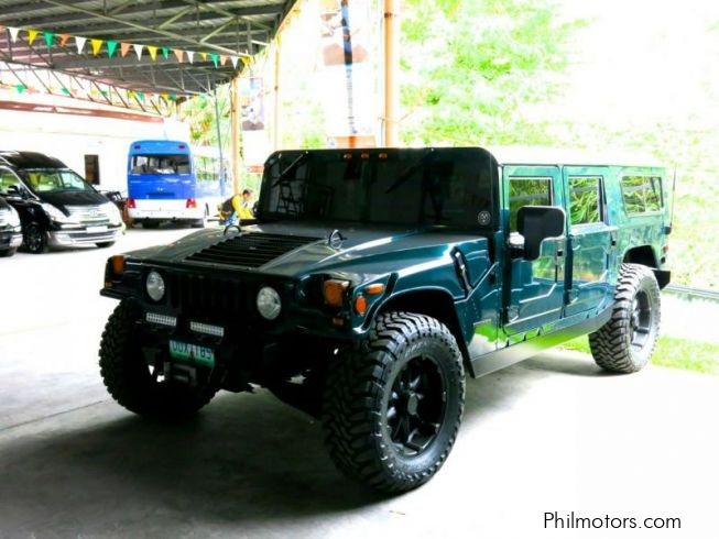 Used Hummer H1 | 1996 H1 for sale | Pasig City Hummer H1 ...