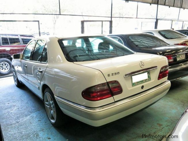 Used mercedes benz e 230 1996 e 230 for sale quezon for Mercedes benz philippines