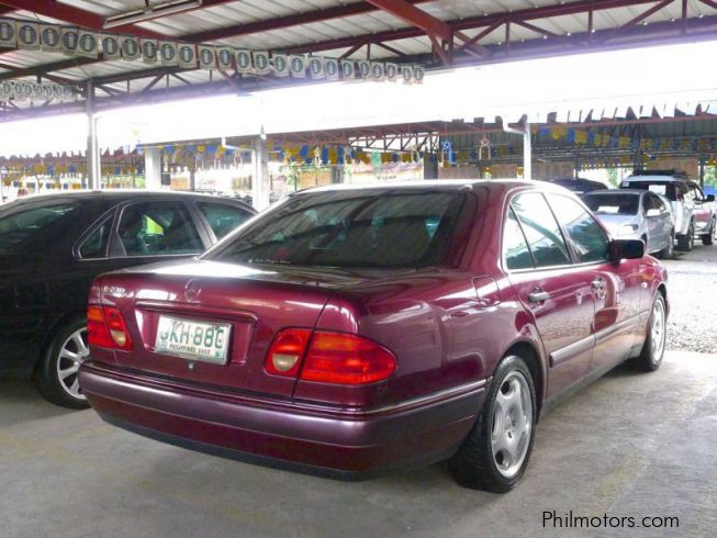 Used mercedes benz e230 1996 e230 for sale quezon city for Mercedes benz philippines price list