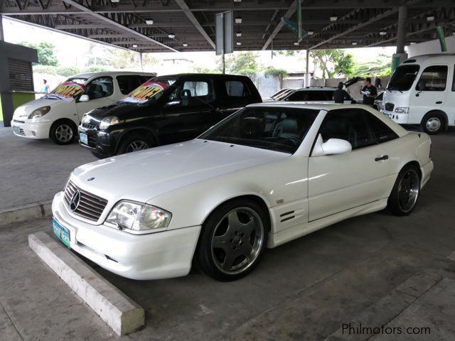 Used Mercedes Benz Sl320 Amg 1996 Sl320 Amg For Sale
