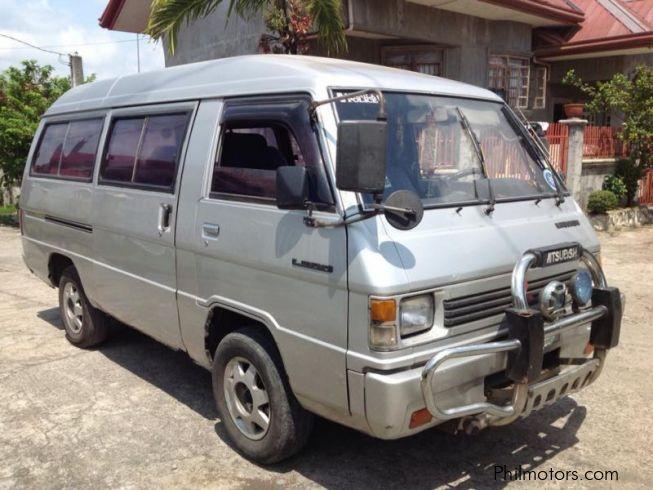 Used Mitsubishi L300 Van