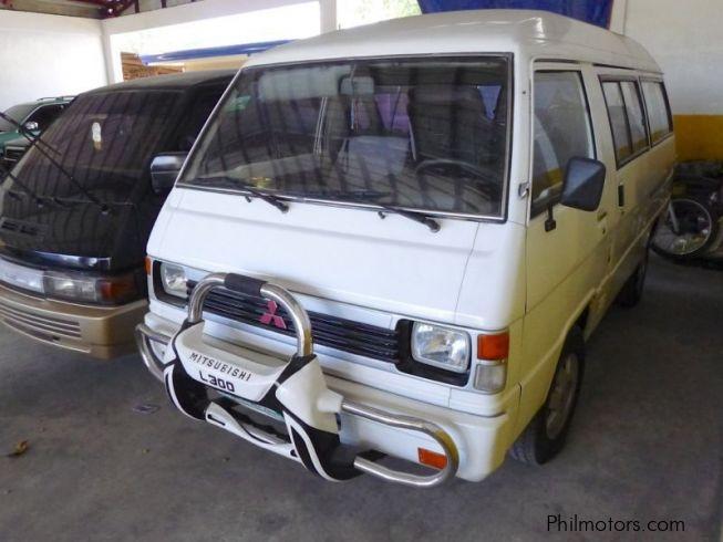 Mitsubishi L300 Versa Van In Philippines Source ·: Mitsubishi L300 Versa Van Wiring Diagram At Anocheocurrio.co