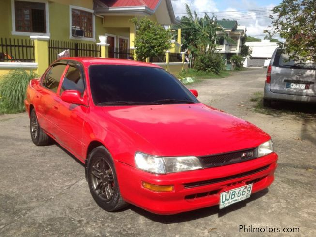 used toyota corolla xe 1996 corolla xe for sale quezon. Black Bedroom Furniture Sets. Home Design Ideas