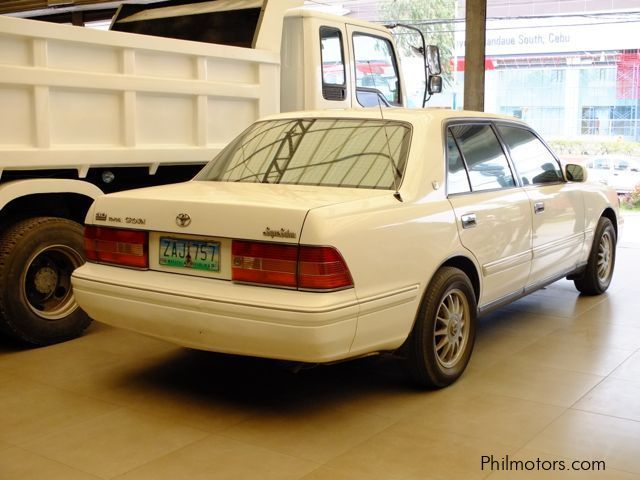 Used toyota crown 1996 crown for sale cebu toyota for Crown motors used cars