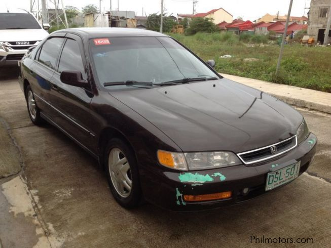 Used honda accord 1997 accord for sale quezon honda for Honda accord motors for sale