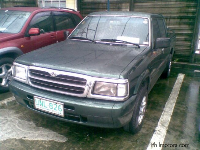 used mazda b2500 pick up 1997 b2500 pick up for sale paranaque city mazda b2500 pick up. Black Bedroom Furniture Sets. Home Design Ideas