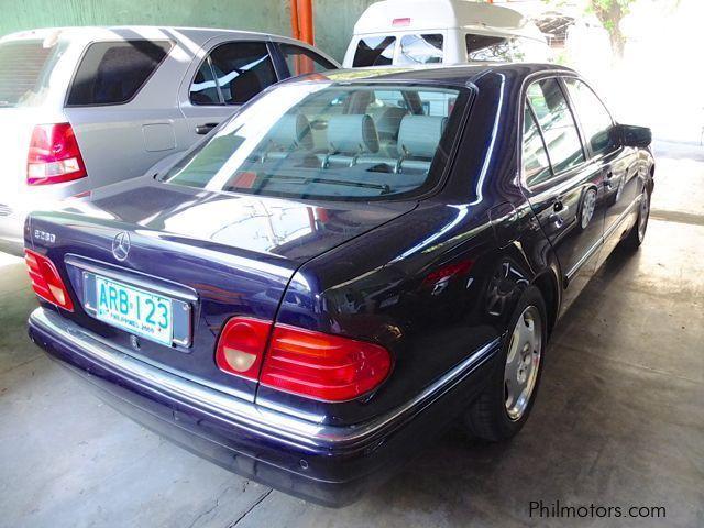 Used Mercedes Benz E230 1997 E230 For Sale Quezon City