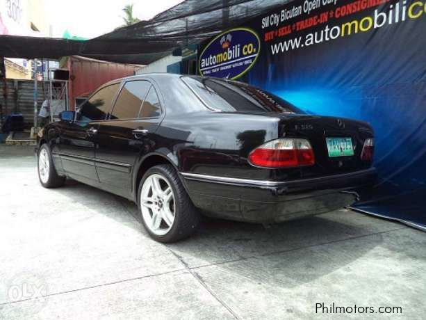 Used mercedes benz e320 1997 e320 for sale paranaque for Mercedes benz used cars prices