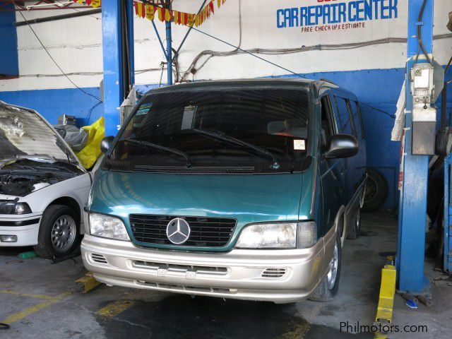 Used mercedes benz mb 100 1997 mb 100 for sale for Mercedes benz price philippines