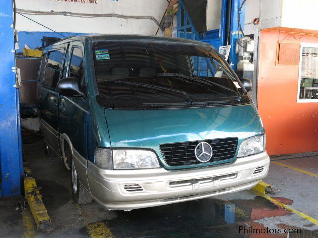 Used Mercedes Benz Mb 100 1997 Mb 100 For Sale