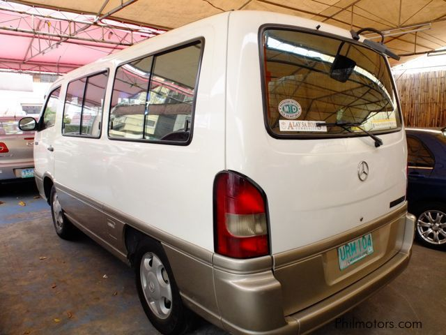 Used Mercedes Benz Mb100 1997 Mb100 For Sale Las Pinas