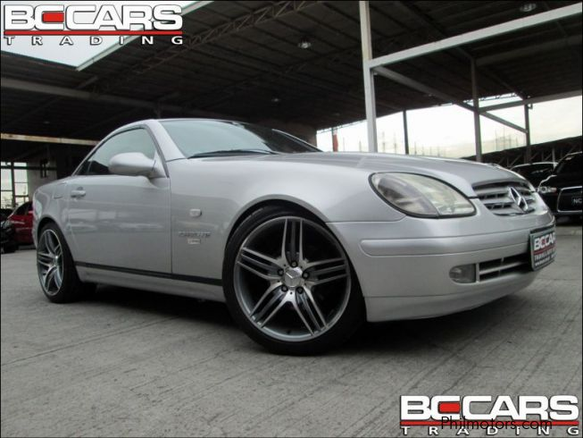 Used Mercedes Benz Slk230 1997 Slk230 For Sale Pasig City Mercedes Benz Slk230 Sales