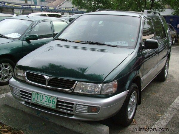 used mitsubishi space wagon 1997 space wagon for sale paranaque city mitsubishi space wagon. Black Bedroom Furniture Sets. Home Design Ideas
