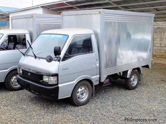 used nissan van 1997 van for sale cebu nissan van sales nissan van price 295 000 trucks. Black Bedroom Furniture Sets. Home Design Ideas