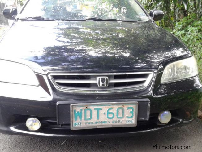 Used honda accord 1998 accord for sale quezon city for Honda accord motors for sale