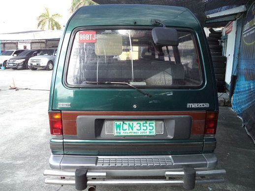 Used Mazda E200 Power Van | 1998 E200 Power Van for sale ...