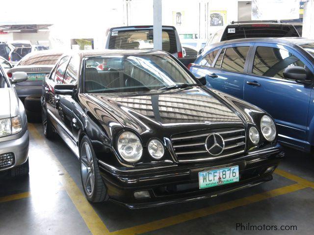 Used mercedes benz e230 1998 e230 for sale pasig city for Mercedes benz e230