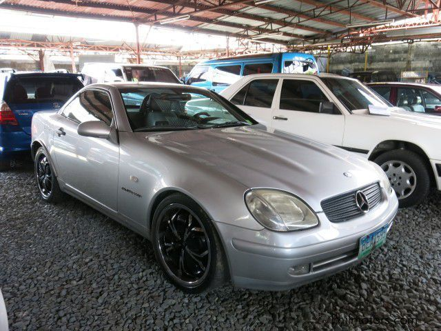 used mercedes benz slk 230 1998 slk 230 for sale cavite mercedes benz slk 230 sales. Black Bedroom Furniture Sets. Home Design Ideas