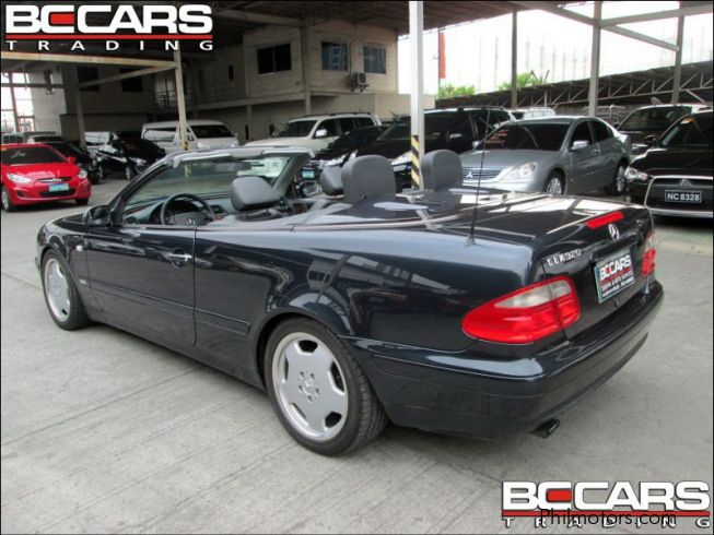 Used Mercedes Benz Clk320 1998 Clk320 For Sale Pasig