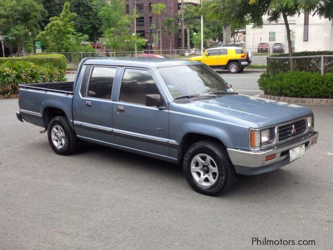 Wheel City Motors >> Used Mitsubishi L200 | 1998 L200 for sale | Makati City ...