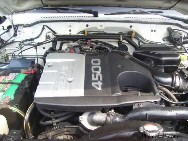 Used Nissan Patrol 4x4 V6 Gas A T 1998 Patrol 4x4 V6 Gas