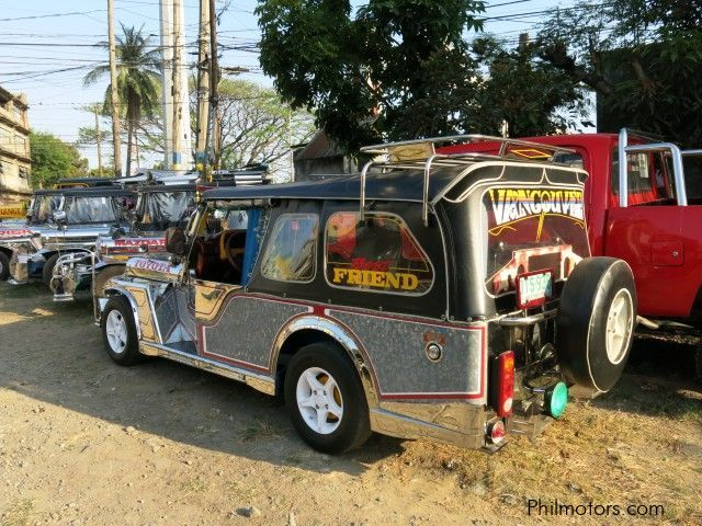 Used Owner Type Jeepney | 1998 Jeepney for sale | Cavite Owner Type Jeepney sales | Owner Type ...