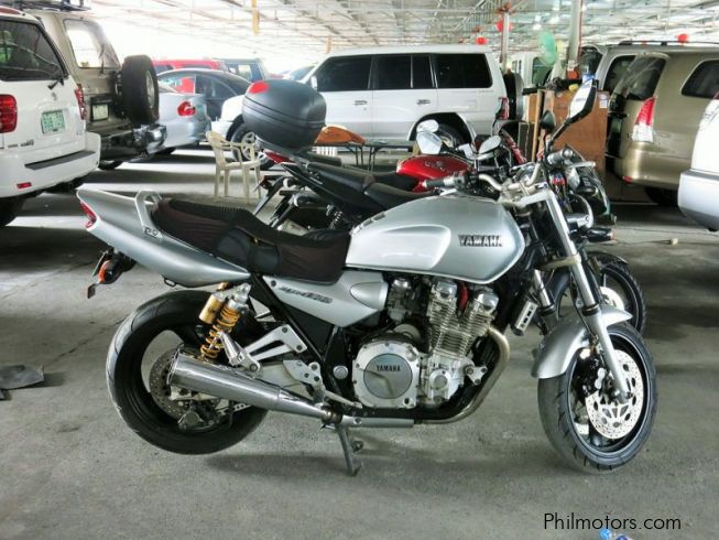 Used Yamaha XJR 1300   1998 XJR 1300 for sale   Pasay City ...