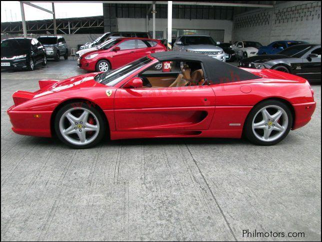 Used Ferrari F355 1999 F355 For Sale Pasig City