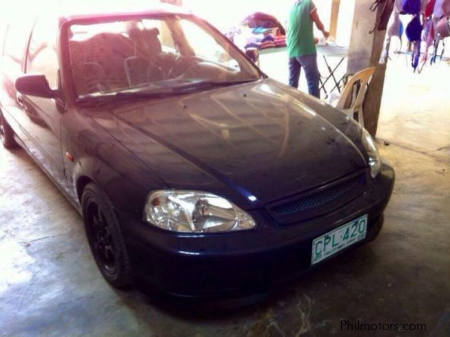 honda civic sir body lxi 1999 cars philippines ph ref nueva ecija