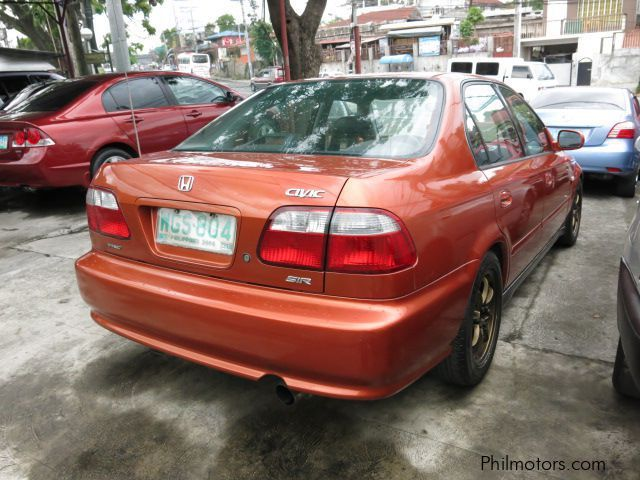 Used Honda Civic Sir 1999 Civic Sir For Sale Batangas