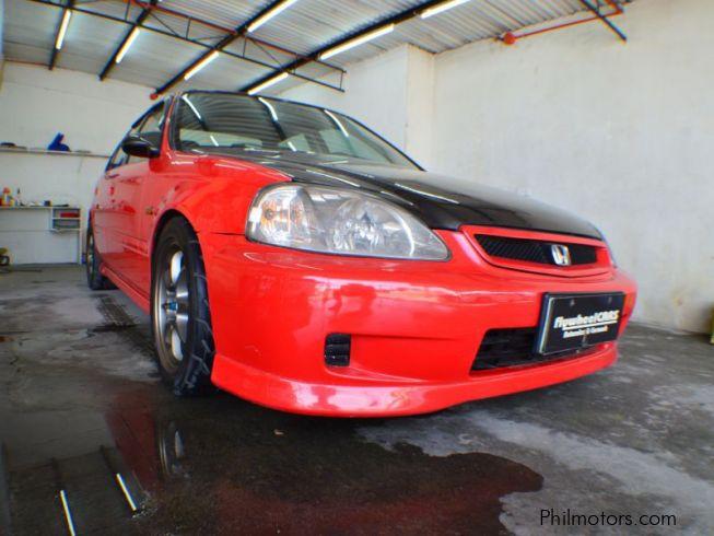 Used Honda Civic Sir 1999 Civic Sir For Sale Pampanga