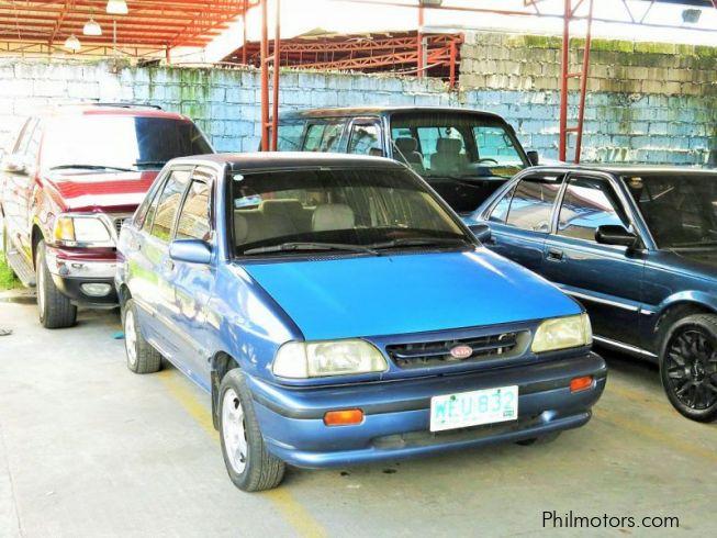 Used Kia Pride 1999 Pride For Sale Quezon City Kia