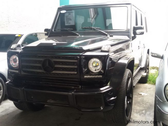 Used mercedes benz g300 1999 g300 for sale paranaque for Mercedes benz g300 for sale