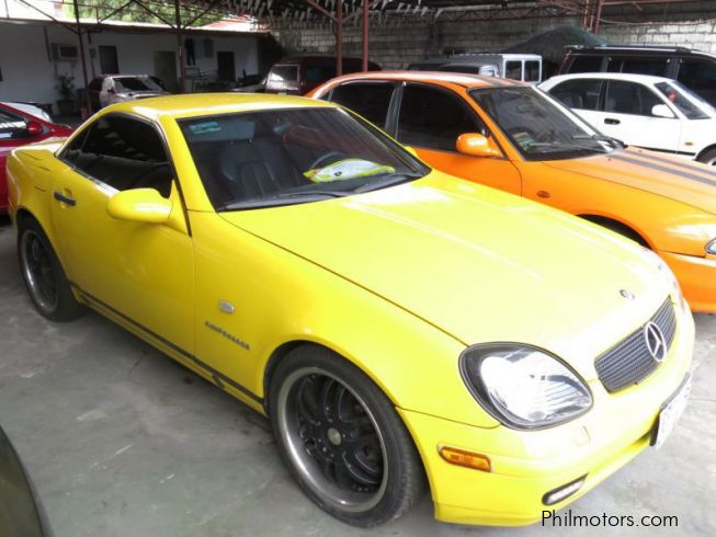 Used Mercedes Benz Slk 230 Compressor 1999 Slk 230 Compressor For Sale Quezon City Mercedes