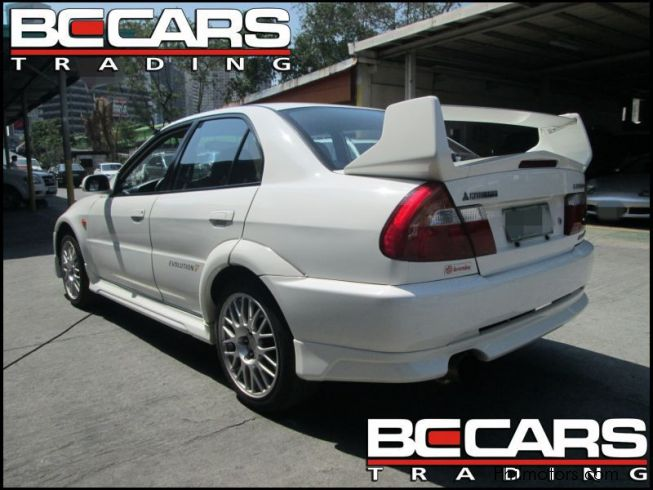 Used Mitsubishi Evolution 5 | 1999 Evolution 5 for sale ...