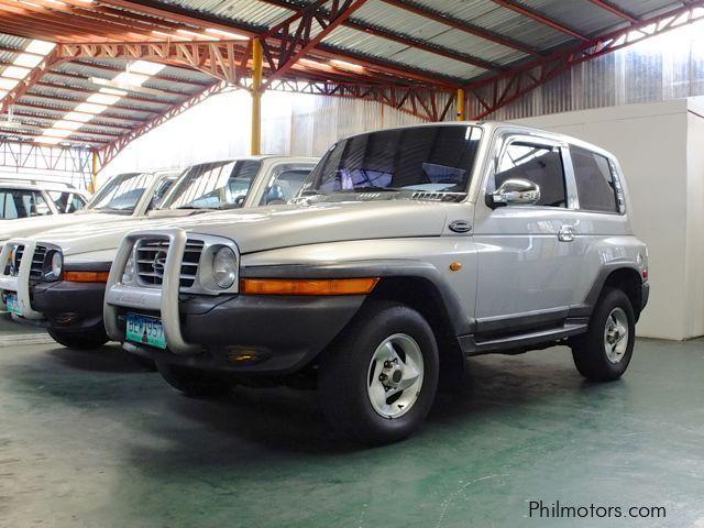 Used Ssangyong Korando 1999 Korando For Sale Quezon