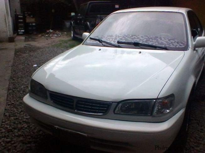 Used Toyota Corolla Altis | 1999 Corolla Altis for sale ...