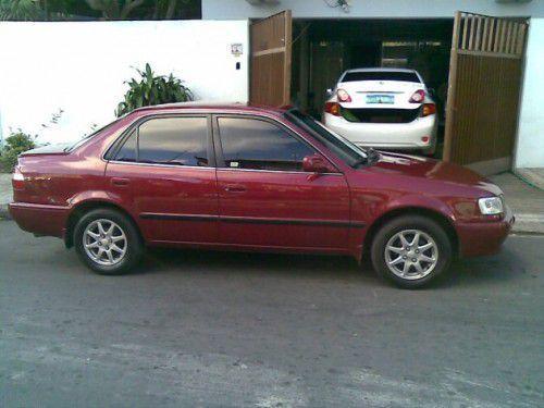 Used Toyota Corolla Lovelife