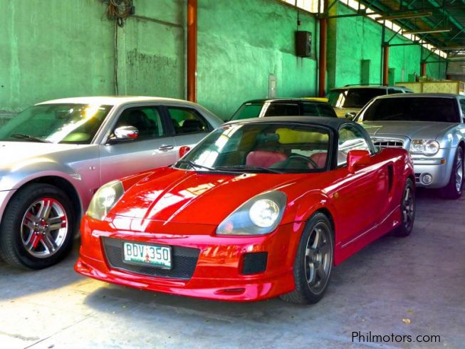 Used Toyota Mr2 1999 Mr2 For Sale Quezon City Toyota