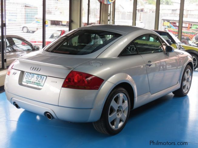 used audi tt quattro 2000 tt quattro for sale quezon. Black Bedroom Furniture Sets. Home Design Ideas