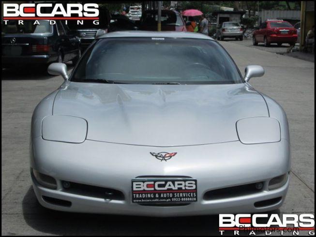 Used Chevrolet Corvette 2000 Corvette For Sale Pasig City Chevrolet Corvette Sales