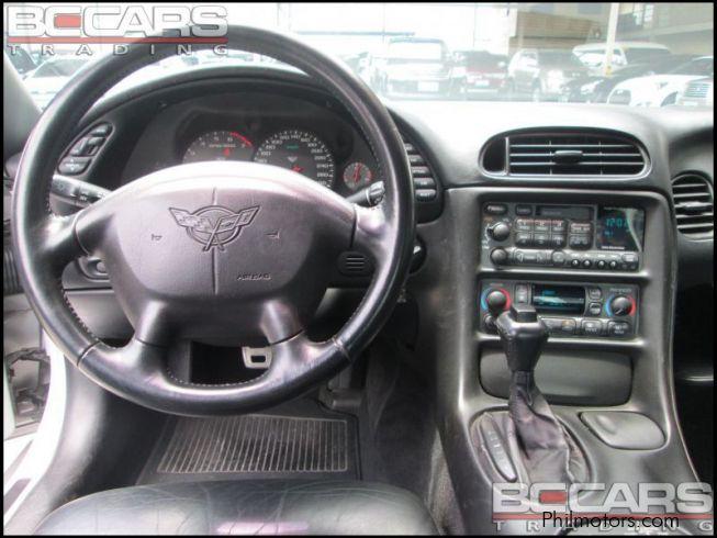Used Chevrolet Corvette 2000 Corvette For Sale Pasig