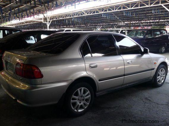 Used 2000 Honda Civic Of Used Honda Civic 2000 Civic For Sale Pasay City Honda