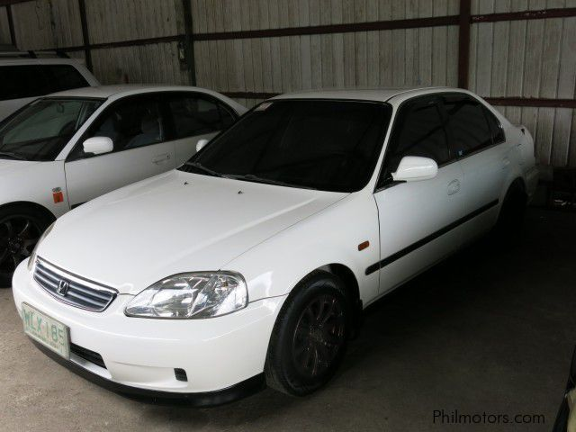Used honda civic 2000 civic for sale batangas honda for Used 2000 honda civic